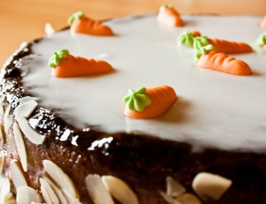 carrot cake, birthday, cake, birthday cake