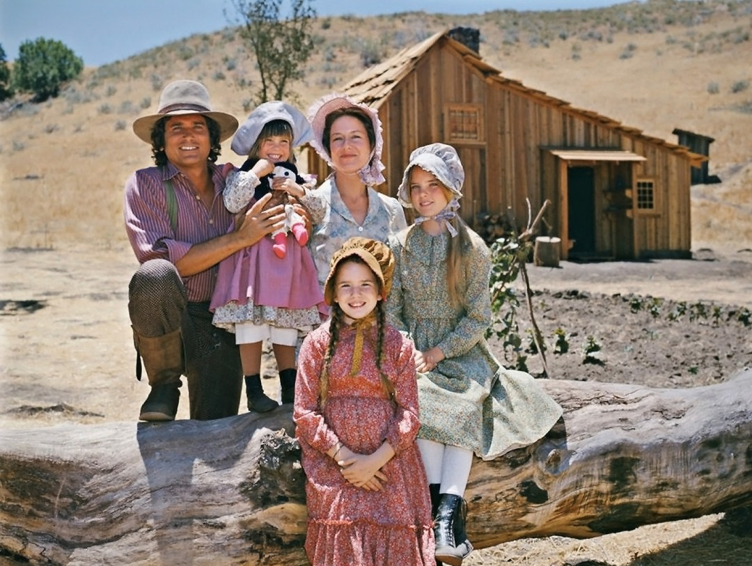 Laura Ingalls, Little House on the Prairie, Ingalls family, TV show