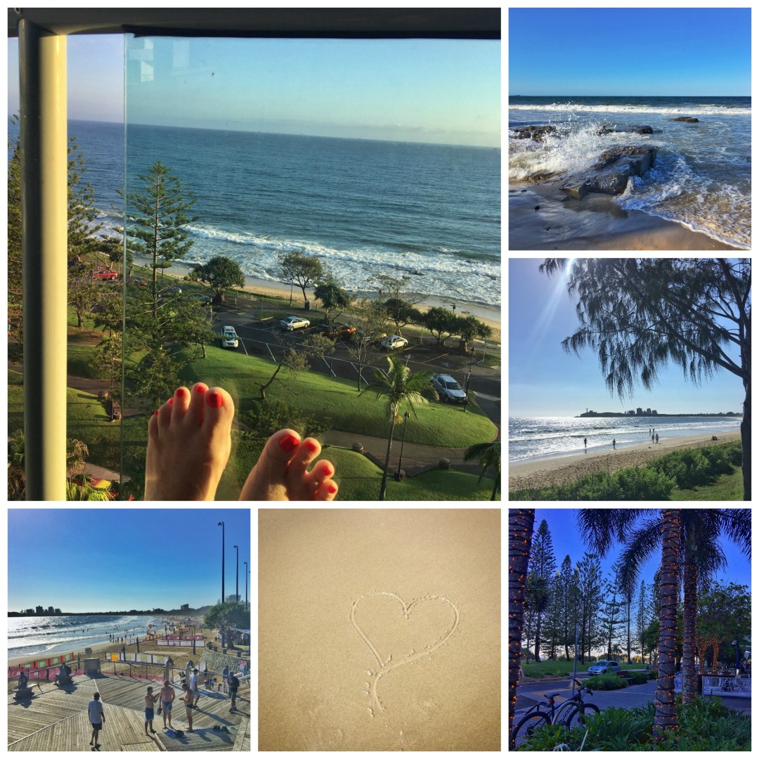beach, mooloolaba, sunshine coast, queensland, ocean, sand, valentines day