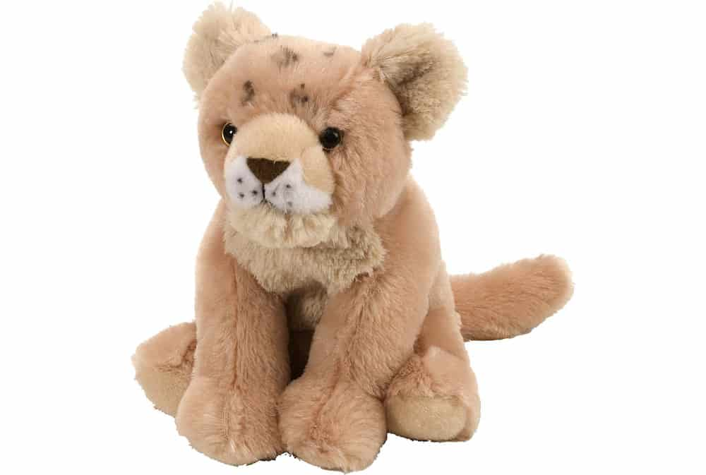 Baby Lion Stuffed Animal