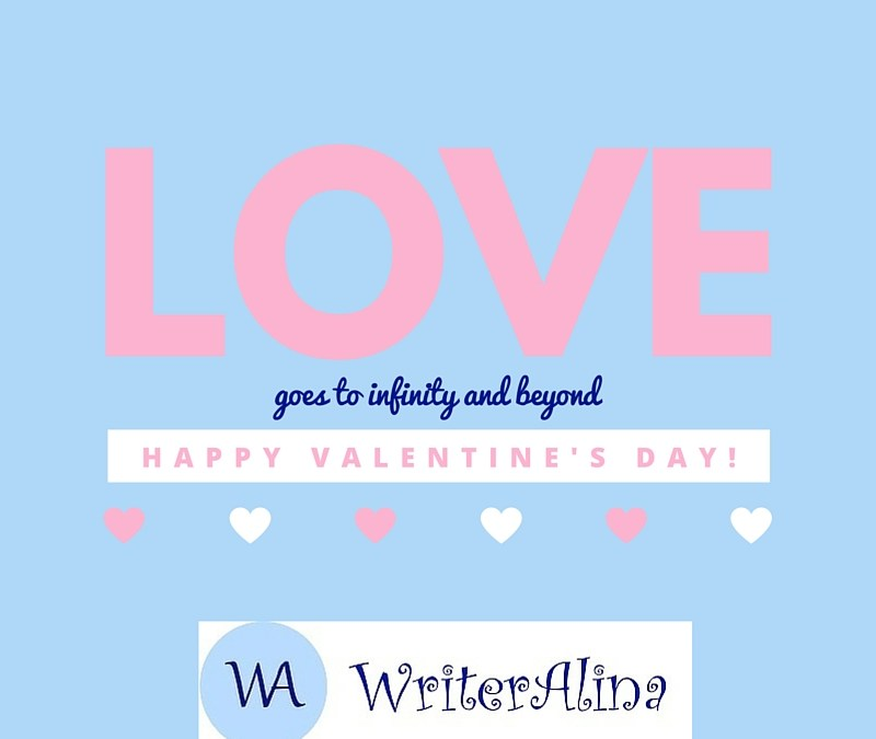 Happy Valentine's Day from WriterAlina
