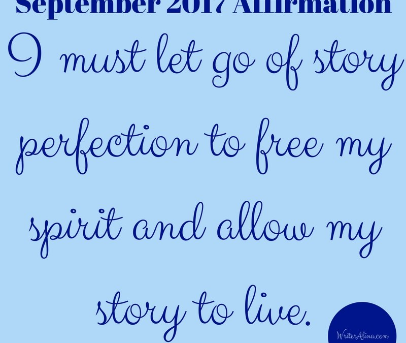 September 2017 Affirmation of the Month