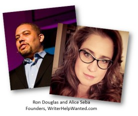 Ron Douglas and Alice Seba