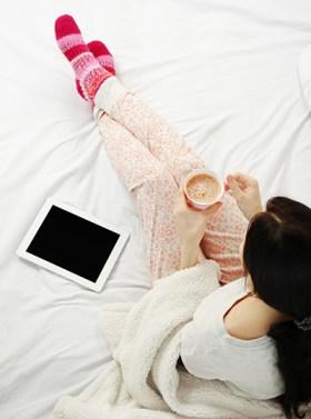 work in your pyjamas
