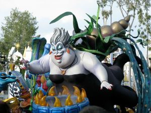 Ursula has a way of instilling fear.