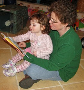 Even the youngest reader deserves consideration.