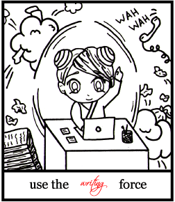 Use the Writing Force