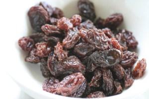 How are ideas like raisins?