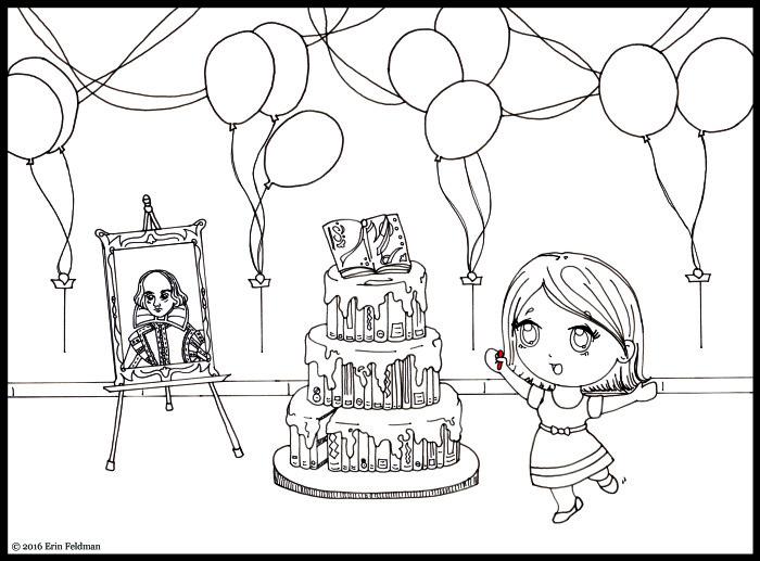 Happy Birthday, Shakespeare! -- Write Right