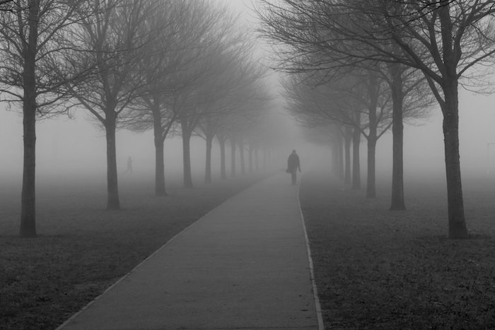 Running in the Fog — Write Right