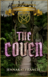Guardians of Glede: Next Generation Book 3: The Coven