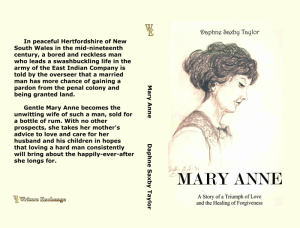Mary Anne Print cover