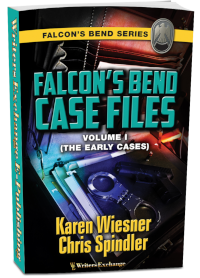 Falcon's Bend Case Files, Volume I (The Early Cases) 3d cover