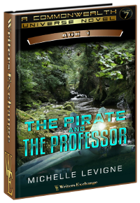 The Pirate and the Professor Print cover