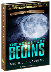 The Adventure Begins... 3d cover