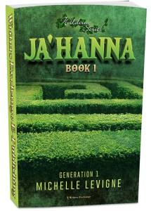 Wildvine Series, Generation 1: Book 1: Ja'Hanna 3d cover