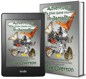 Adventures of a Small Game Hunter in Jamaica 2 covers