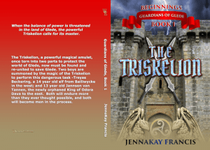 The Triskelion Print cover