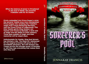 The Sorcerer's Pool Print cover