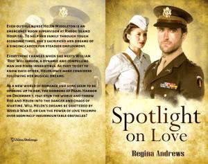 Spotlight on Love print cover