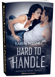 Incognito Series, Book 8: Hard to Handle 3d cover