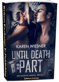 Incognito Series, Book 2: Until Death Us Do Part 3d cover