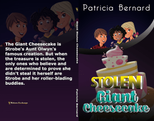 Giant Stolen Cheesecake Print cover
