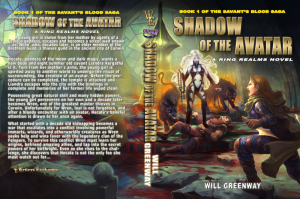 Shadow of the Avatar Print cover