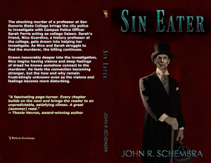 Sin Eater Print cover
