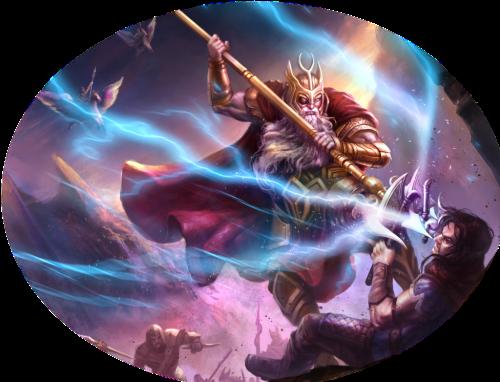 A Ring Realms Novel: Reality's Plaything Saga Book 2: 'Neath Odin's Eye