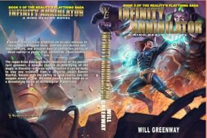 Infinity Annihilator Print cover