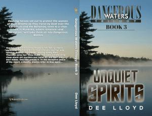 Unquiet Spirits Print cover