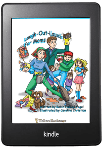Laugh Out Louds for Moms Kindle cover