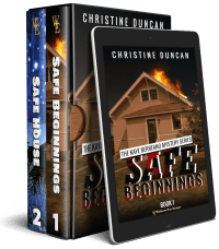 The Kaye Berreano Mystery Series boxed set cover