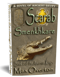 The Amarnan Kings, Book 2: Scarab-Smenkhkare 3d c