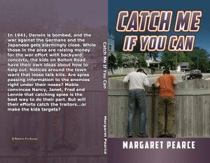Catch Me If You Can Print Cover
