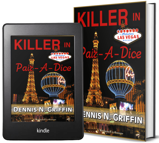 Killer in Pair-a-Dice 2 covers