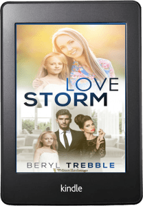 Love Storm Kindle cover