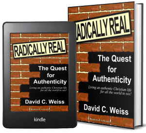 Radically Real! The Quest for Authenticity 2 covers