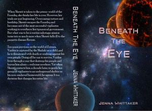 Beneath the Eye Print cover