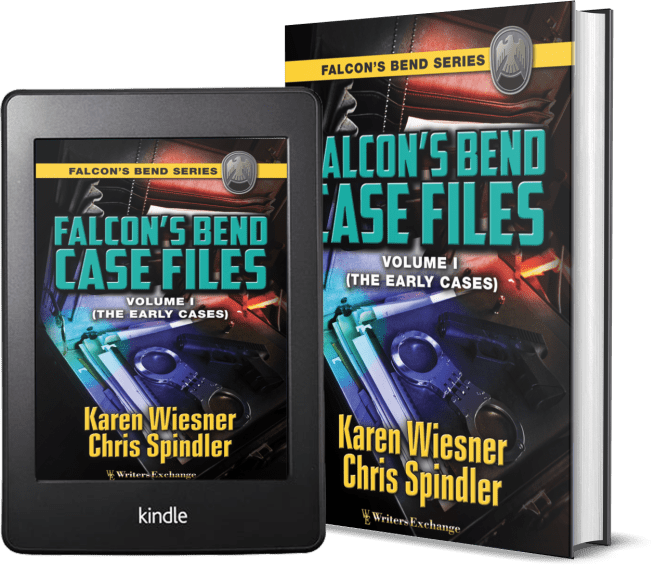 Falcon's Bend Case Files, Volume I covers