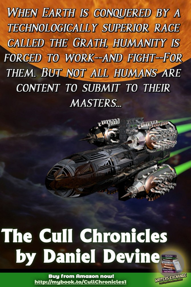 The Cull Chronicles Series Cover