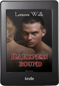 Darkness Bound Kindle New cover
