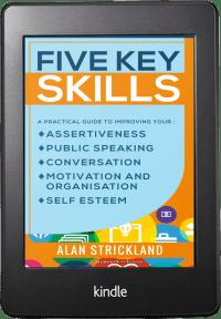 Five Key Skills Kindle cover