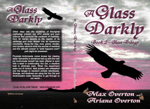 A Glass Darkly Print cover