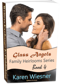 Family Heirlooms Series, Book 4: Glass Angels 3d cover
