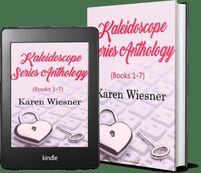Kaleidoscope Series 2 covers