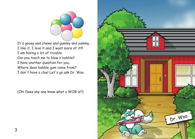 Where does Bubblegum Come From? page 2