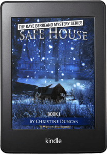 Safe House Kindle cover