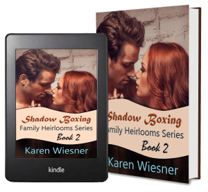 Family Heirlooms Series, Book 2: Shadow Boxing 2 covers